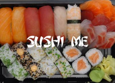 Des sushis grâce au restaurant Sushi Me de Valence !
