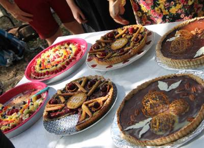 Un premier concours de tartes pour les jeunes de la Sauvegarde